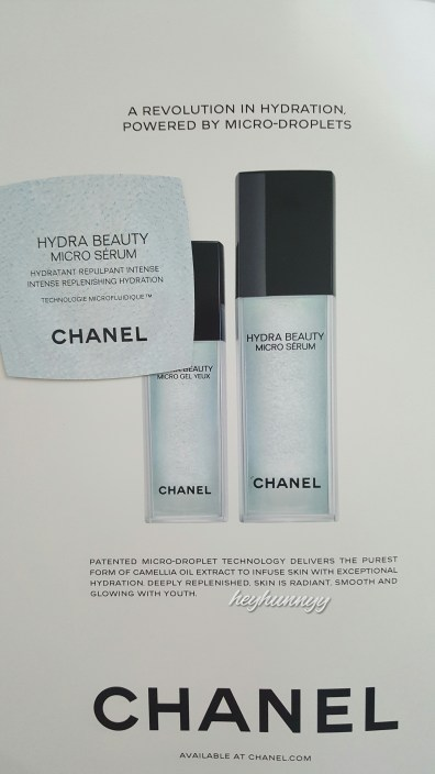 ::REVIEW:: Chanel - Hydra Beauty Micro Serum!