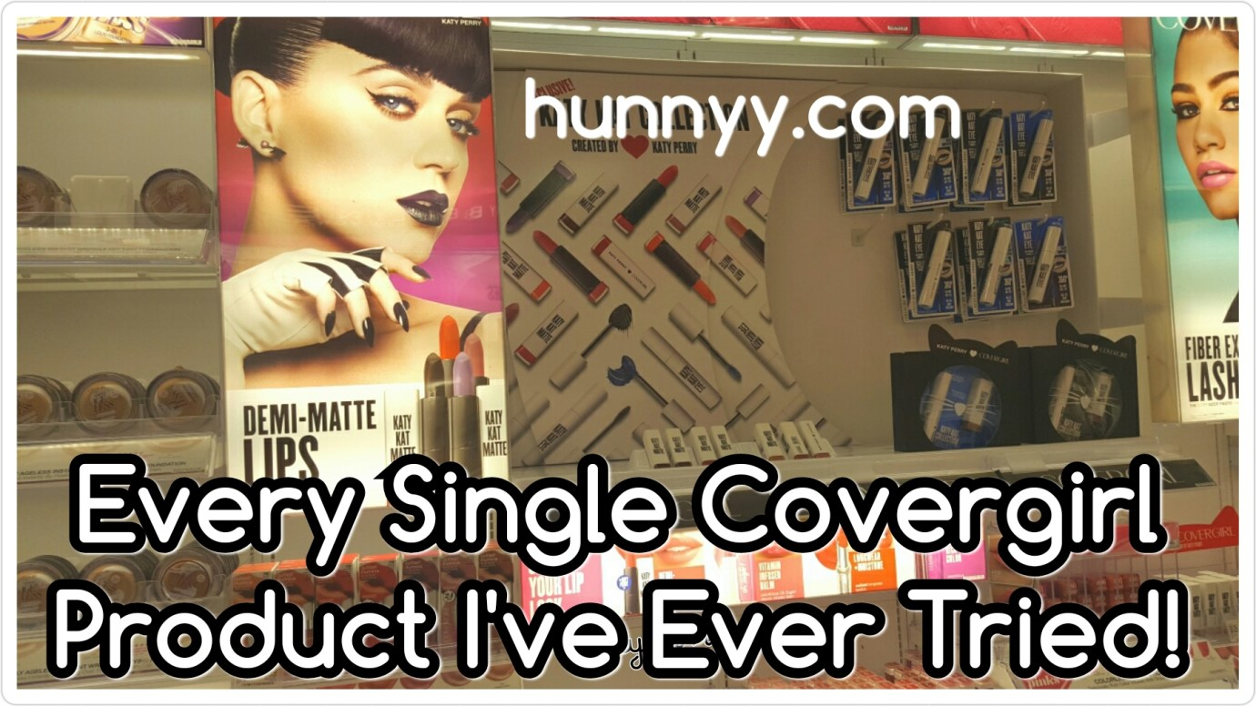 ::HunnyyIndex:: Covergirl Collection!