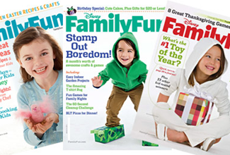FamilyFun Mag FREE Subscription to FamilyFun Magazine
