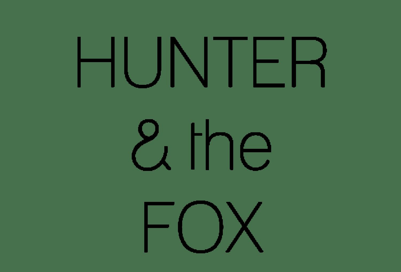 Handmade Ceramics Australia - Hunter and the Fox Logo
