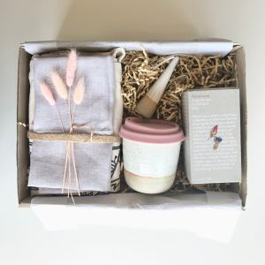 Keep Cup Gift box set in white