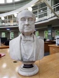 Bust of Walter MacLellan