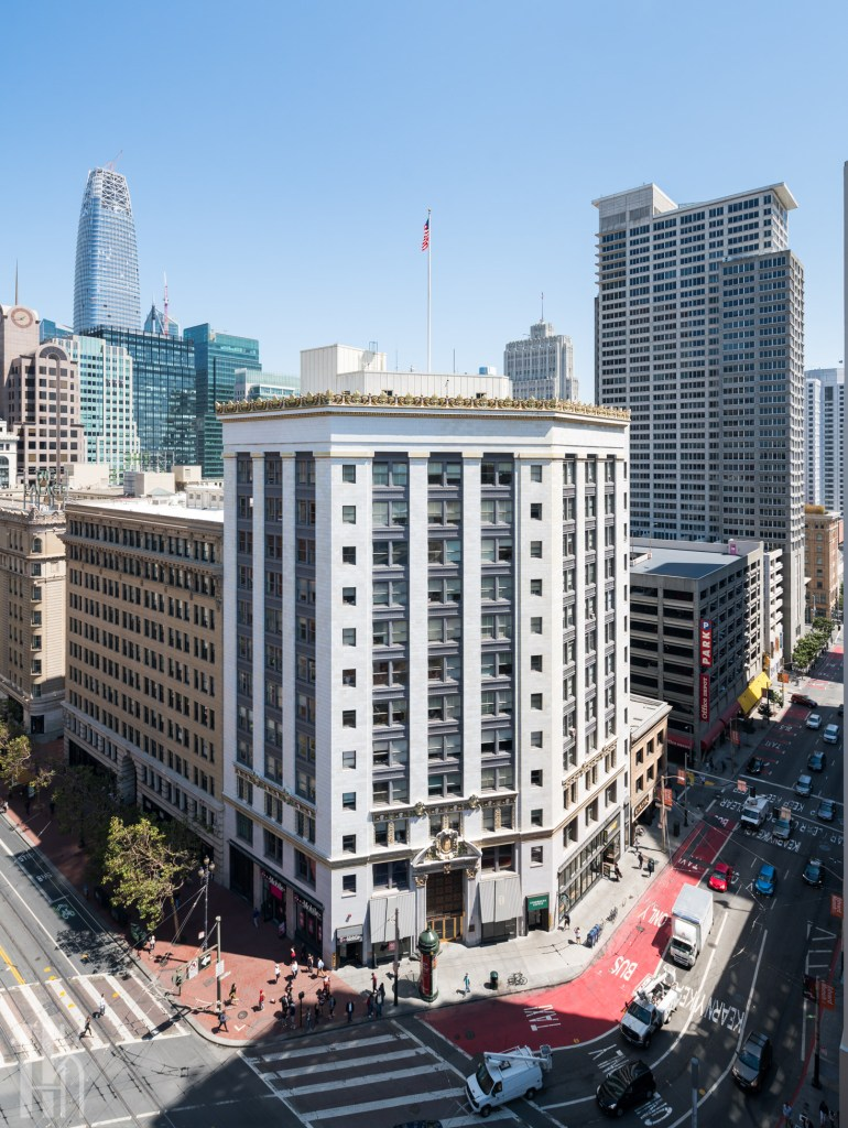 Hearst Building San Francisco