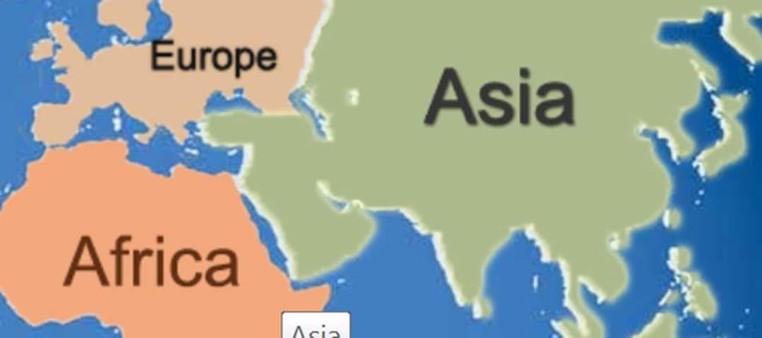 4EuropeAfricaAsia
