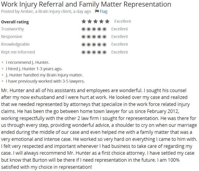Our newest review