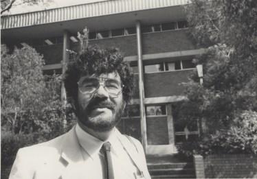 Professor Eric Wilmott