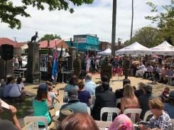 Crowd Scenes at Capturing Time Event in Lambton 20 October 2018 (Photo: G Di Gravio)