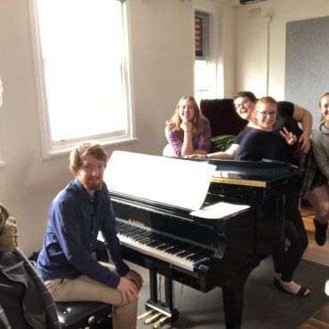 Musical team assembled for Victoria Theatre 3D Reconstruction Project