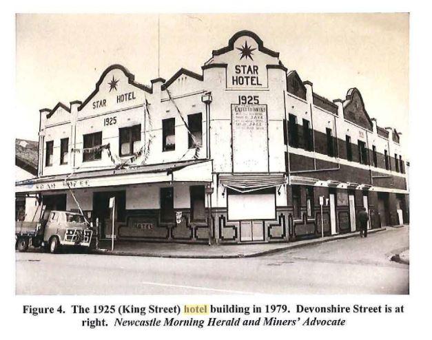 Star Hotel 1925