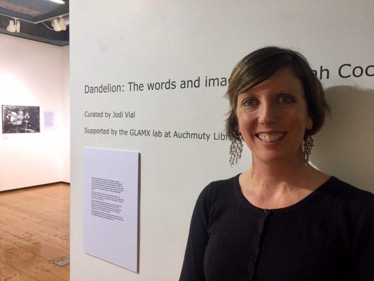 Dandelion exhibtion