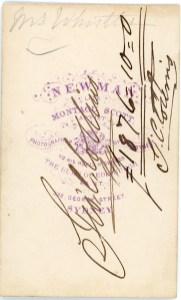 George Cameron Collins, 1876