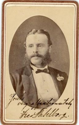 Frederick Fahlborg