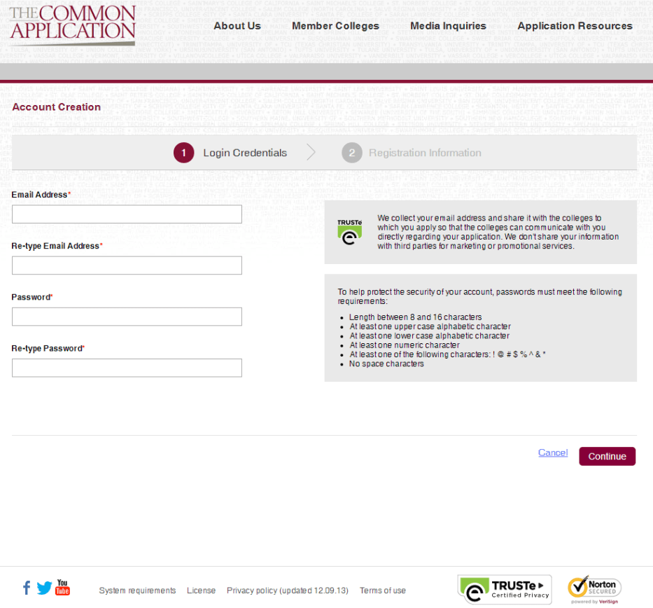 common-application-website