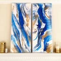 5. Diptych Duo Blue