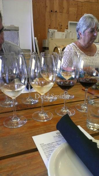 Delicious wine anyone?