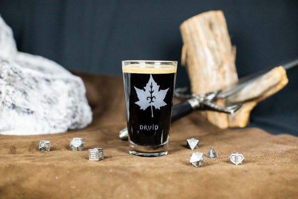 Druid Pint Glass
