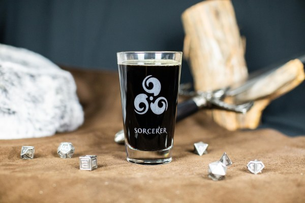 Sorcerer Pint Glass