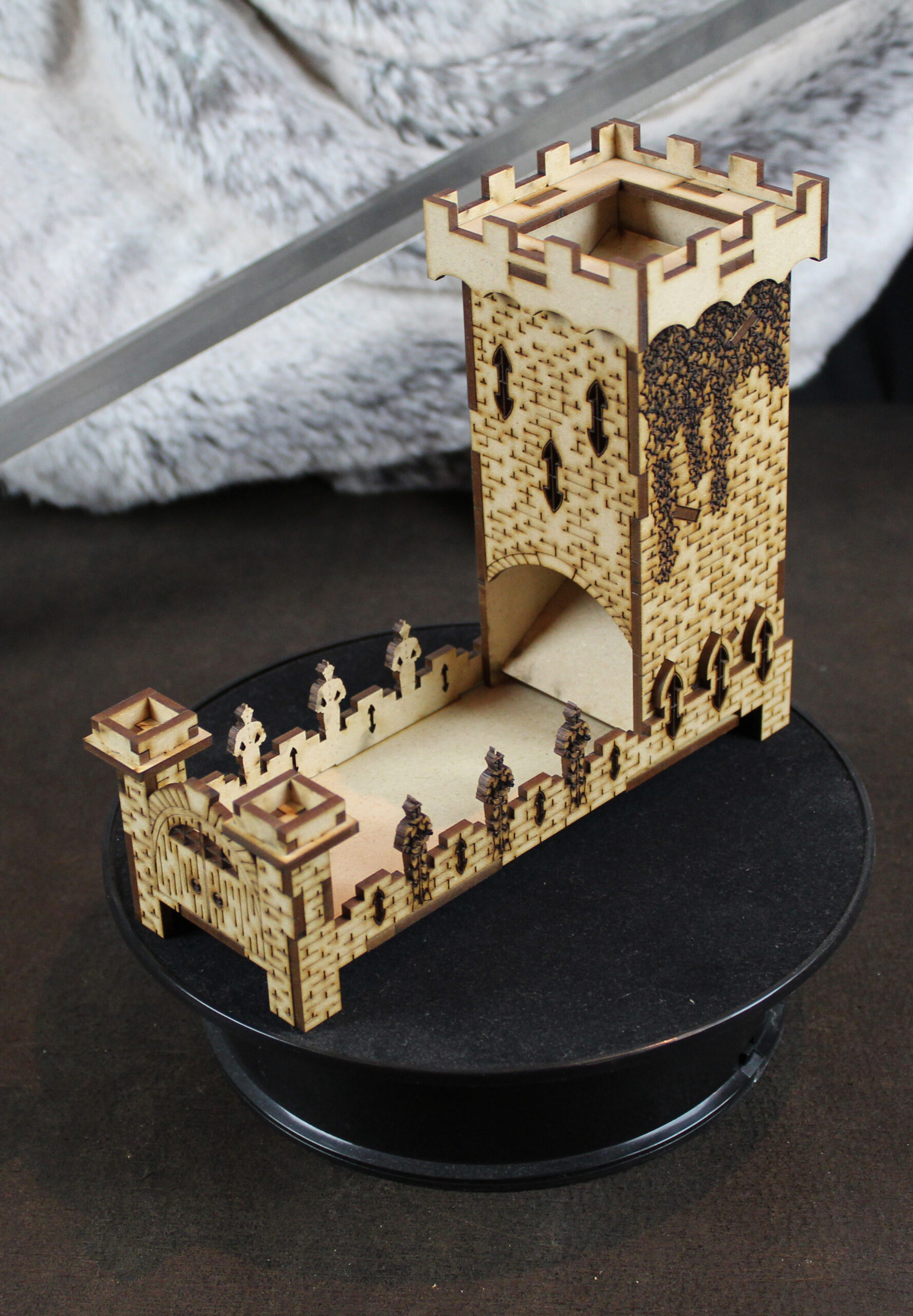 Royal Guard Dice Tower