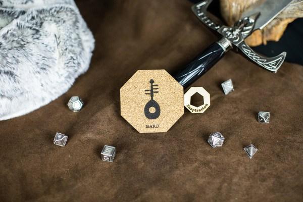 Bard Inspiration Coaster