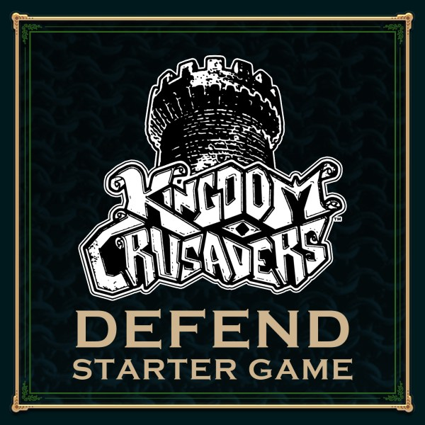 Kingdom Crusaders Defend Starter Game