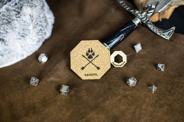 Ranger Inspiration Coaster