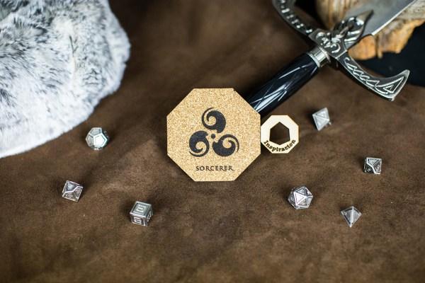 Sorcerer Inspiration Coaster