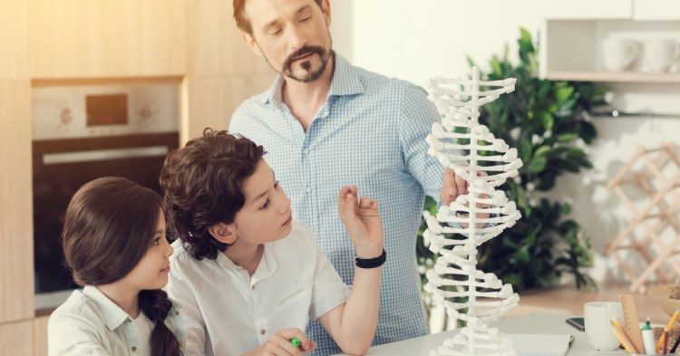 HuntersWoodsPH Montessori Student Teacher DNA Authentic Montessori School
