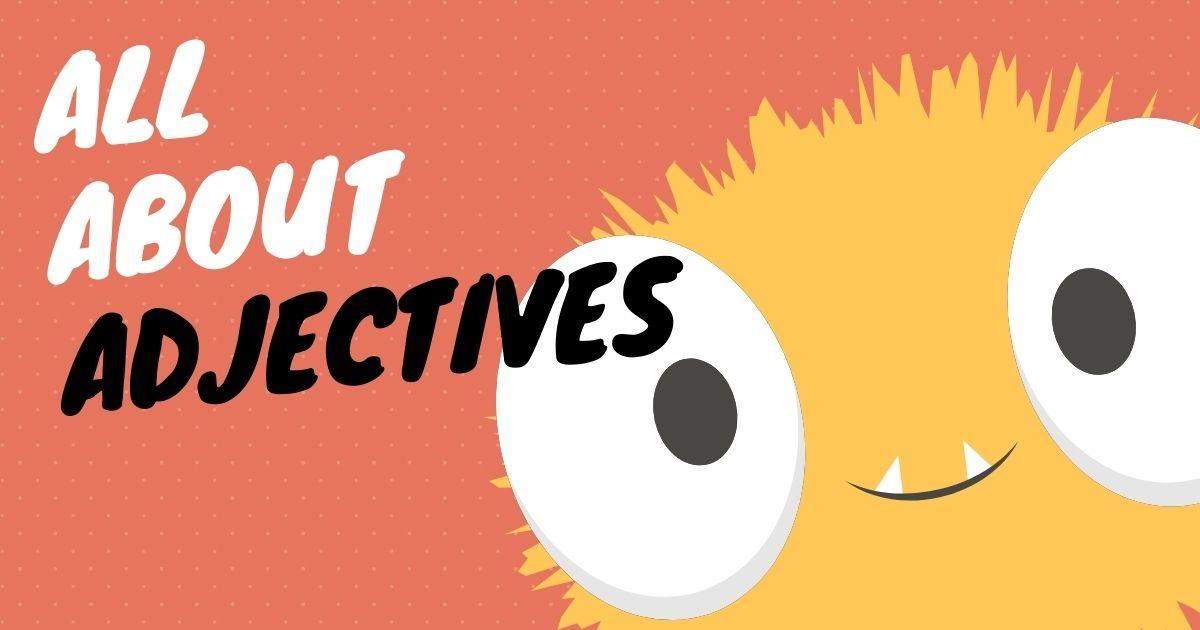 Hunters Woods PH | Language | Adjectives