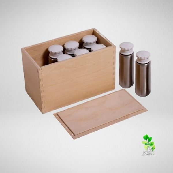 HuntersWoodsPH Checklist Sensorial Montessori Materials Toddler Preschool Thermic Bottles