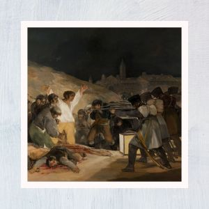 HuntersWoodsPH Montessori Culture Art Paintings Francisco Goya Tres Mayo