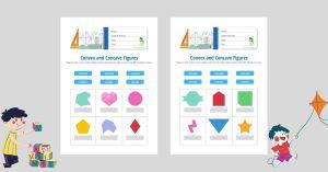 Convex vs Concave Polygons