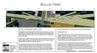 "Bullis Yard - 8' x 18"""