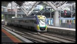 VL28 powering up to leave platform 7A - Southern Cross