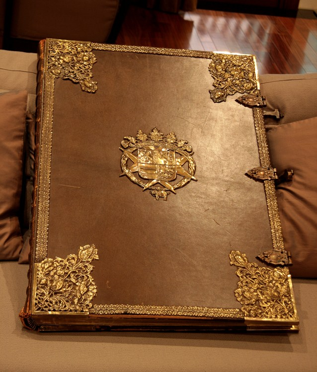 Huge_old_book_with_clasps_by_barefootliam_stock