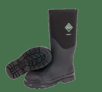 Muck Boot Chore Classic Tall Steel Toe Men's Rubber Boot