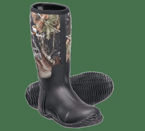 Arctic Shield Men's Waterproof Durable Insulated Rubber Neoprene Outdoor Boots