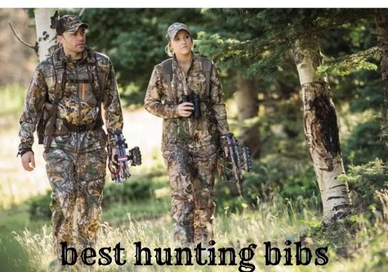 best hunting bibs