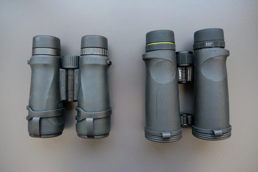 Nikon Monarch 5 8×42 Vs. Vanguard Endeavor ED II 8×42 Bottom