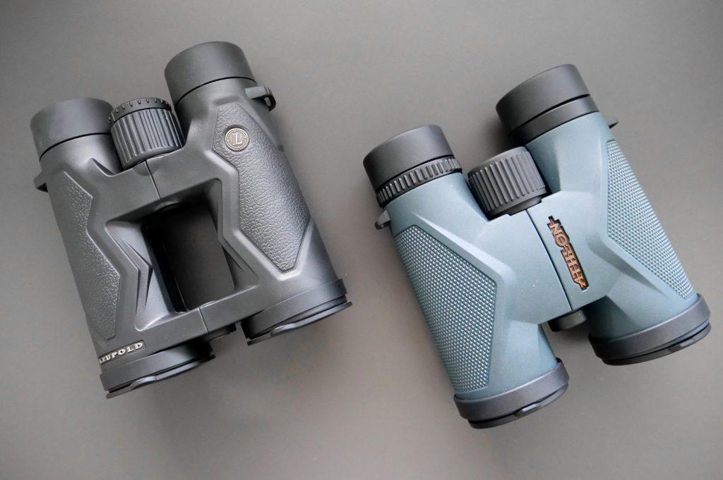 Leupold BX-3 Mojave 8x42 and Athlon Midas 8x42