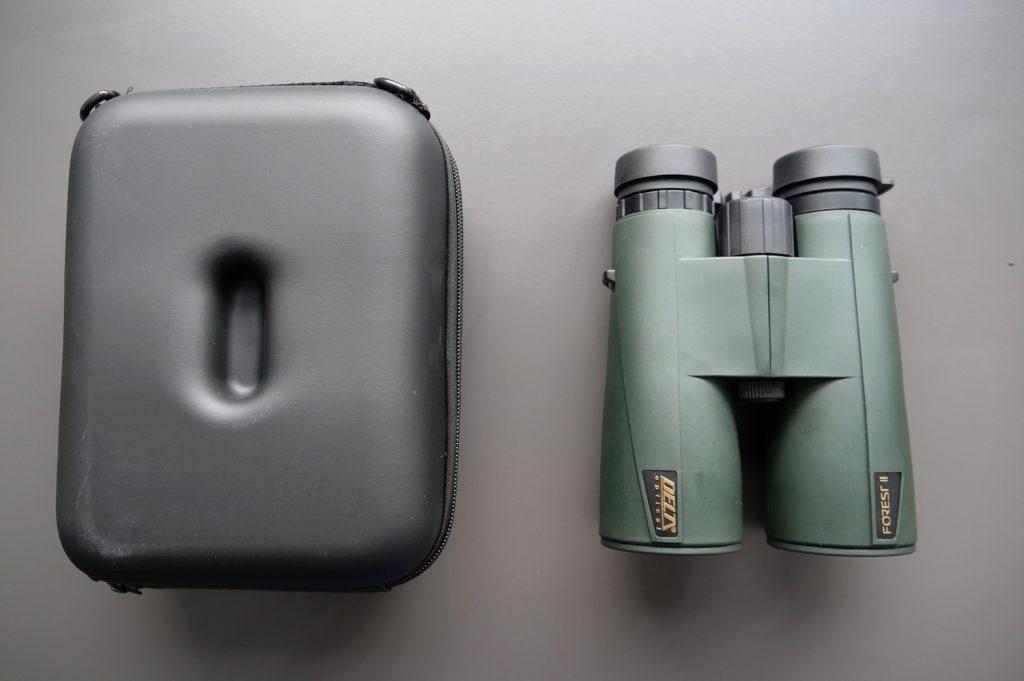 Delta Optical Forest II 10×50 Bag