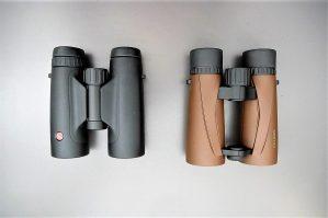 Leica Trinovid 10×42 HD VS Kahles Helia 10×42