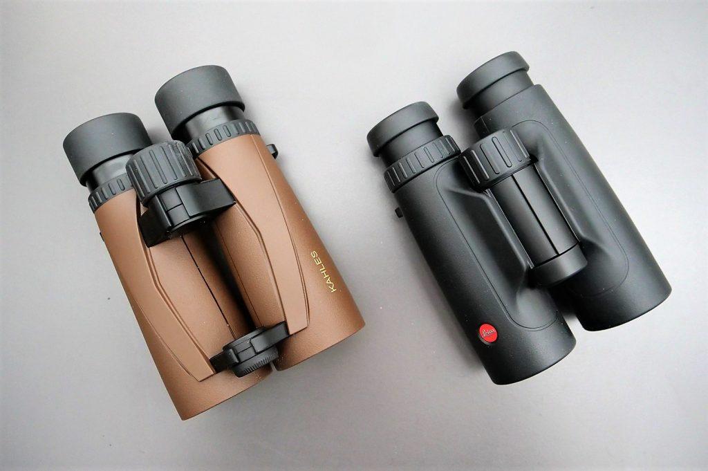 Kahles Helia 10×42 & Leica Trinovid 10×42 HD