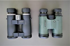 Minox BL 10×44 HD VS Vortex Viper HD 10×42