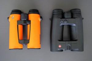 Swarovski EL O-Range 10×42 W B VS Leica Geovid 10×42 HD-B