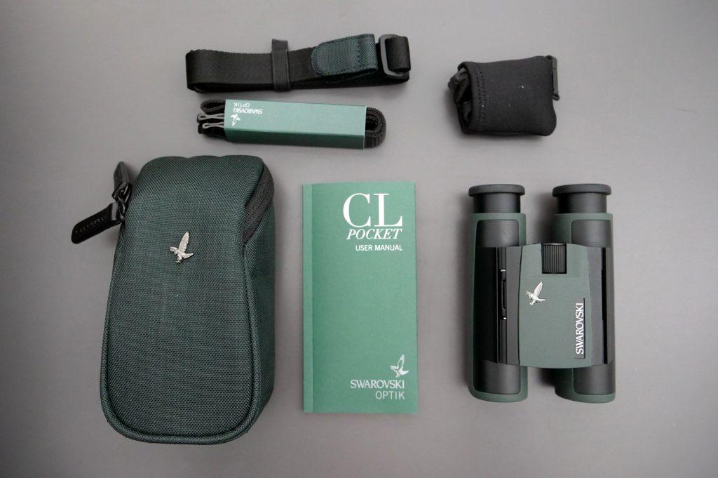 Swarovski CL Pocket 10x25 Kit