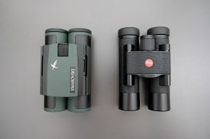Swarovski CL Pocket 10×25 VS Leica Ultravid 10×25 BL AquaDura