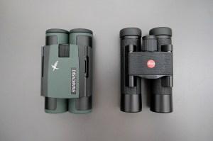 Read more about the article Swarovski CL Pocket 10×25 VS Leica Ultravid 10×25 BL AquaDura