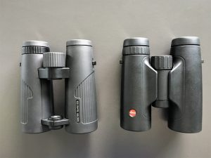 Noblex ED 8×42 VS Leica Trinovid 8×42 HD