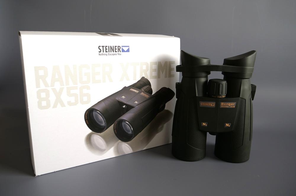 Steiner Ranger Xtreme 8x56 vs Meopta Meopro HD 8x56