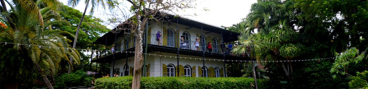 Hemingway House Key West USA